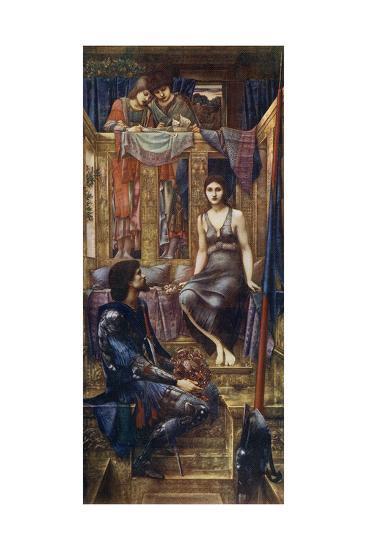 King Cophetua and the Beggar Maid, 1884-Edward Burne-Jones-Giclee Print