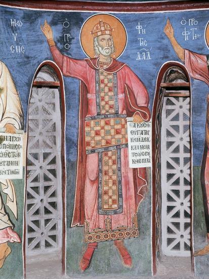 King David, 1192--Giclee Print