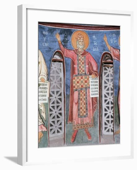 King David, 1192--Framed Giclee Print