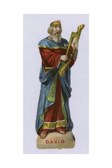 King David--Giclee Print