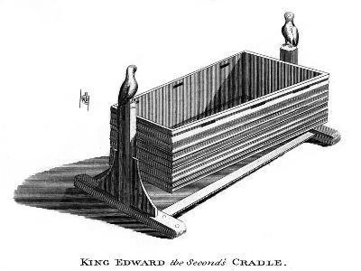 King Edward II's Cradle--Giclee Print
