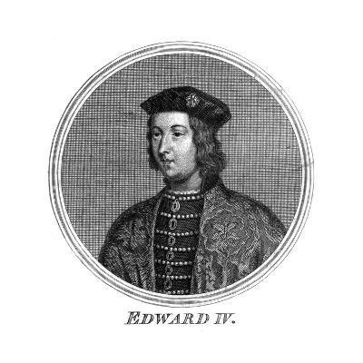 King Edward IV of England--Giclee Print