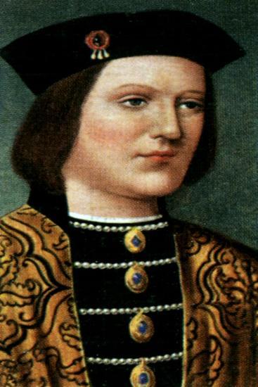 King Edward IV--Giclee Print