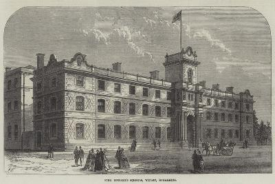 King Edward's Schools, Witley, Godalming-Frank Watkins-Giclee Print