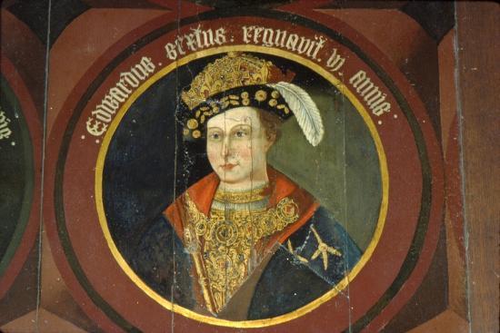 King Edward VI, (1537-1553), circa mid 16th century-Unknown-Giclee Print