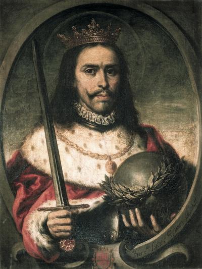 King Ferdinand III of Castile and Leon-Bernardo Lorente German-Art Print