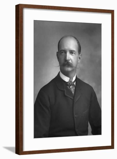 King George I of Greece (1845-191), 1893-W&d Downey-Framed Photographic Print