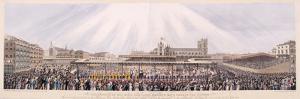 King George IV's Coronation Procession, London, 1821