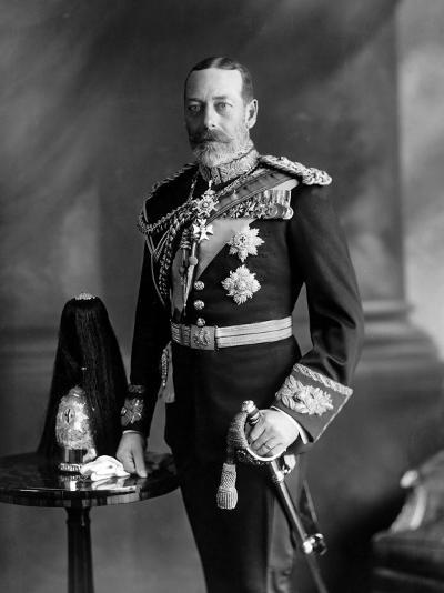 King George V., 1930--Photographic Print