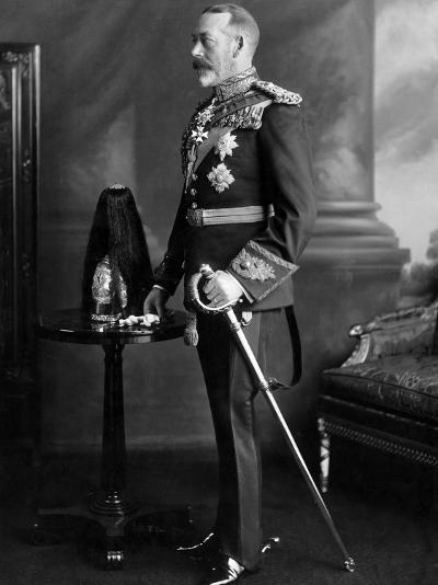 King George V. 1930--Photographic Print