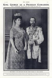 King George V and Queen Mary, 1913