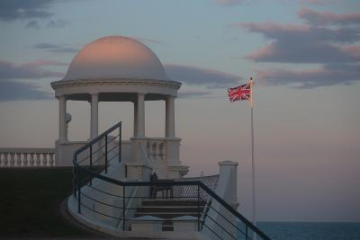 King George V Colonnade on the Seafront at Bexhill, East Sussex, England-Roff Smith-Photographic Print