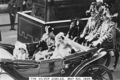 King George V's Silver Jubilee, London, May 6th, 1935--Giclee Print