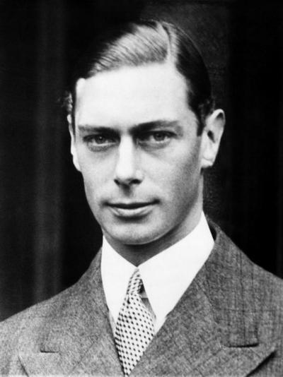 King George VI of England, 1936--Photo