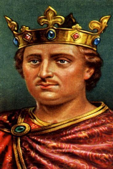 King Henry II--Giclee Print