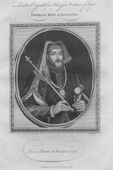 King Henry IV, 1787--Giclee Print
