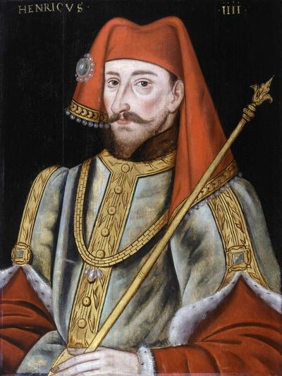King Henry IV of England, End of 16th C--Giclee Print
