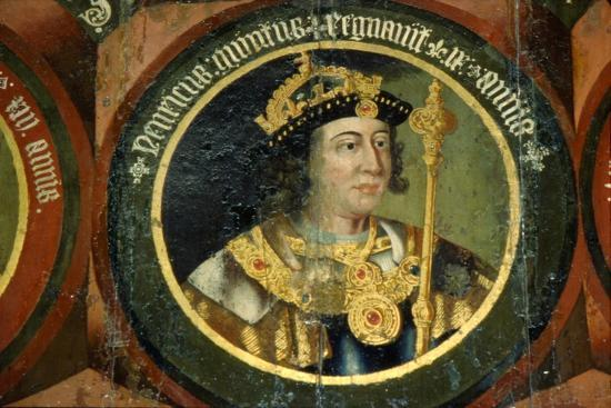 King Henry V of England, (1387-1422), circa mid 16th century-Unknown-Giclee Print
