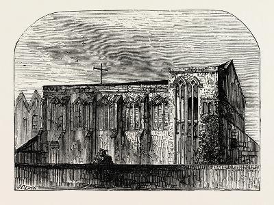 King John's Palace at Eltham--Giclee Print
