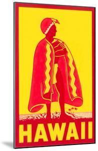 King Kamehameha, Hawaii Poster