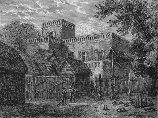 'King Koffee's Palace', c1880-Unknown-Giclee Print