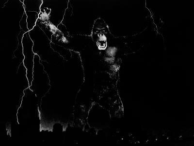 King Kong 1933--Photographic Print