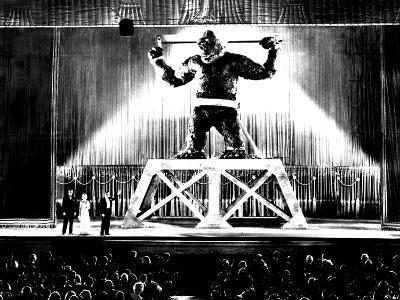 King Kong, Bruce Cabot, Fay Wray, Robert Armstrong, King Kong, 1933--Photo