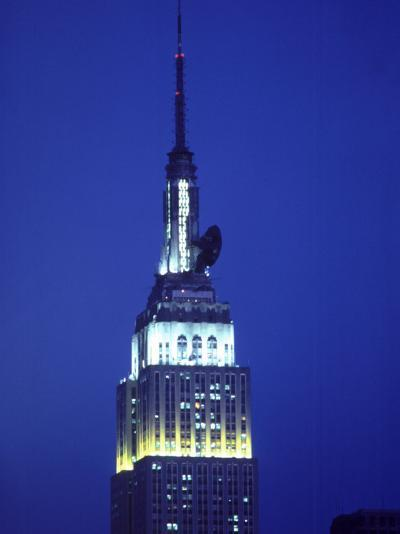King Kong on Empire State Building, NYC,NY-Chris Minerva-Photographic Print