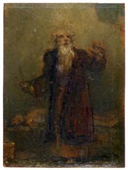 King Lear (?), c1772-1845-Robert Smirke-Giclee Print