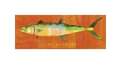 King Mackerel-John Golden-Giclee Print