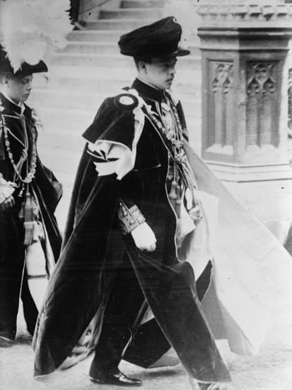 King Manuel II--Photographic Print
