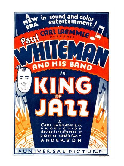 King of Jazz, 1930--Photo