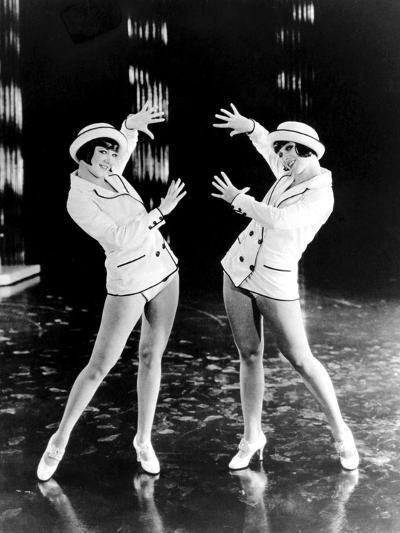King Of Jazz, Eleanor Gutchrlein, Karla Gutchrlein (Sisters G), 1930--Photo