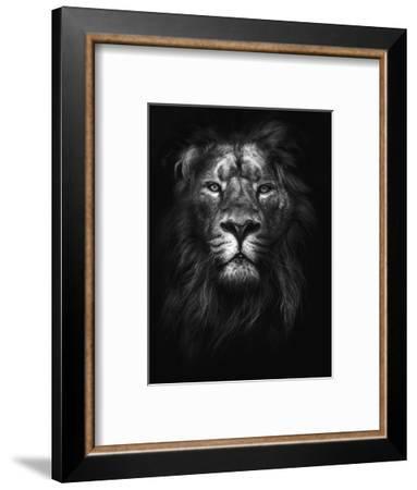 King of Kings-Design Fabrikken-Framed Premium Photographic Print