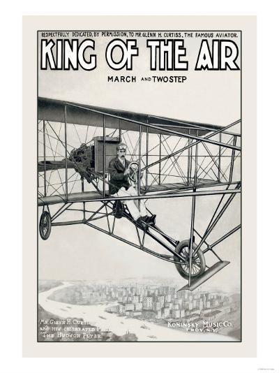 King of the Air--Art Print