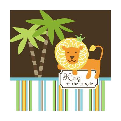 King of the Jungle--Art Print