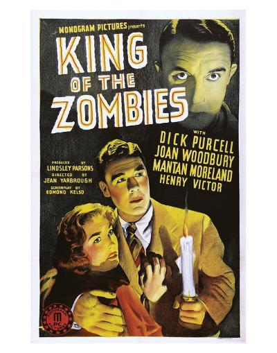 King Of The Zombies - 1941 II--Giclee Print