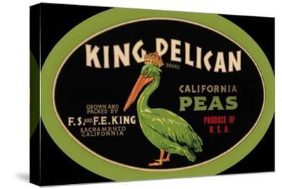 King Pelican California Peas