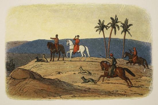 King Richard I Refuses to Look Upon the Holy City-James William Edmund Doyle-Giclee Print