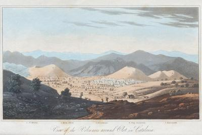 Olot Volcanic Field, 19th Century