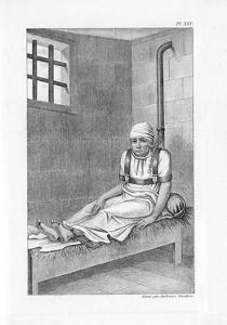 Psychiatric Patient, 19th Century by King's College