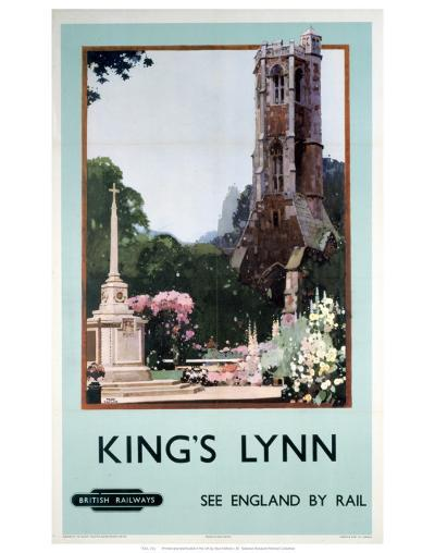 King's Lynn--Art Print