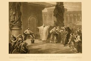 King Solomon and The Iron Workers