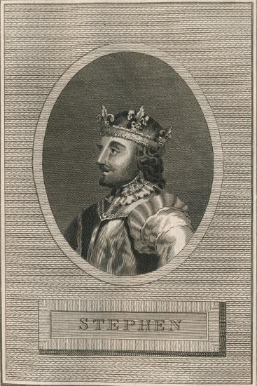 King Stephen, 1793-Unknown-Giclee Print