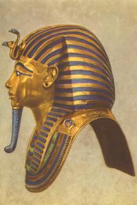 King Tut Funeral Mask, Egypt