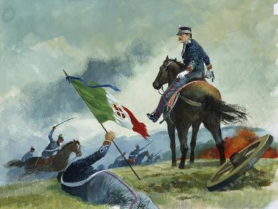 King Umberto from 'Heart'-Edmondo De Amicis-Giclee Print