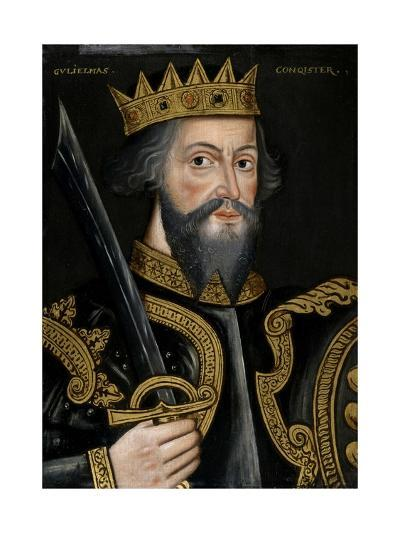 King William I--Giclee Print