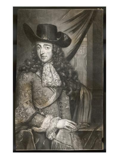 King William III--Giclee Print