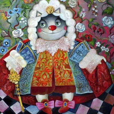 King-Oxana Zaika-Giclee Print
