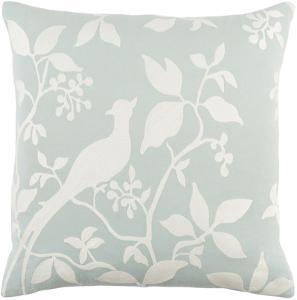 Kingdom 18 x 18 Pillow Cover - Sky Blue